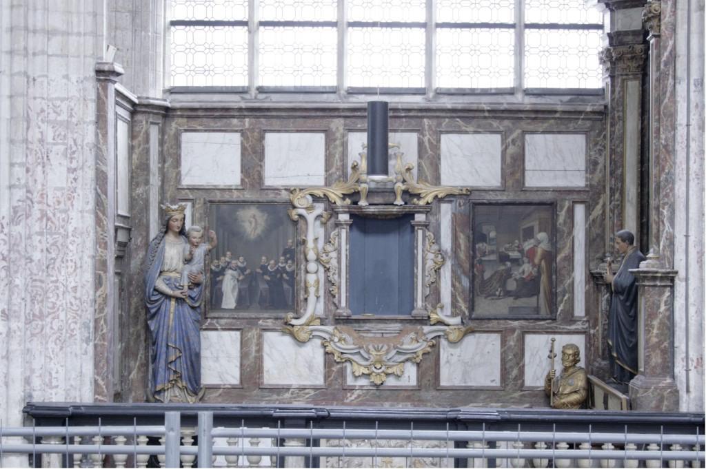 jezus reinigt de tempel